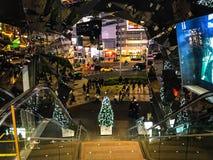 日本玻璃疯狂 库存图片