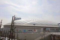 日本的东京巨蛋 免版税库存图片