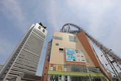 日本的Bunkyo拘留所 免版税库存照片