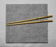 日本筷子 库存照片
