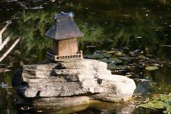 日本结构 免版税库存图片