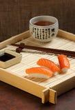 日本膳食 免版税库存照片