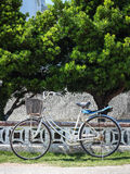 日本自行车 库存图片