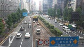 日本街道 库存图片