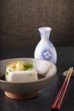 日本豆腐 免版税库存照片