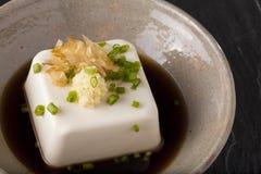 日本豆腐 免版税库存图片