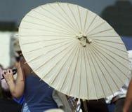 日本遮阳伞 免版税库存图片