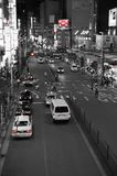 日本都市风景 免版税库存图片