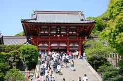 日本镰仓 免版税库存图片