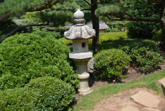 日本雕象 免版税图库摄影