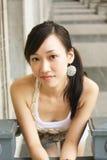 日本青年时期 免版税库存照片