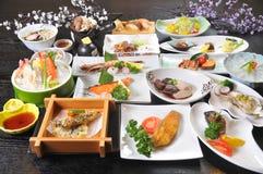 日本烹调 免版税库存图片