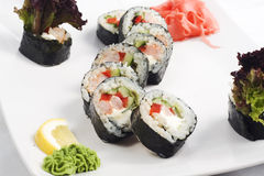 日本食物 库存照片