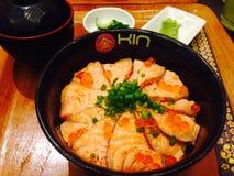 日本食物 免版税库存图片
