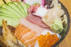 日本食物 图库摄影