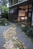 日本餐馆 库存图片