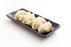日本饺子 免版税库存图片