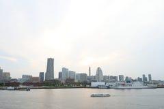 日本:横滨 库存图片