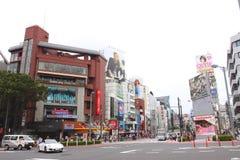 日本: Harajuku 免版税图库摄影