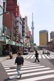 日本-东京 免版税库存图片