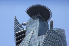 日本-名古屋摩天大楼 免版税库存照片