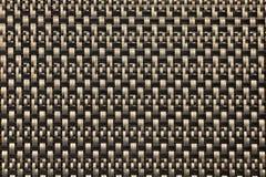 日本织品金属纹理背景 免版税库存照片