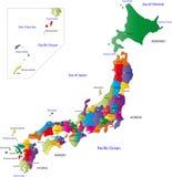 日本 向量例证
