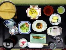 日本` s食物文化 库存图片