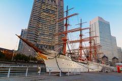 日本Maru在横滨,日本 免版税库存图片