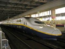 日本shinkansen 库存图片