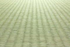 日本tatami 免版税库存照片
