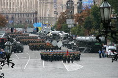 日独立乌克兰 库存图片