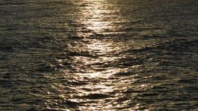 日落的07波罗的海 库存照片