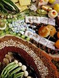 日语的副食品 库存图片