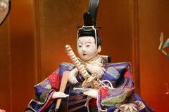 日语的玩偶 免版税库存照片