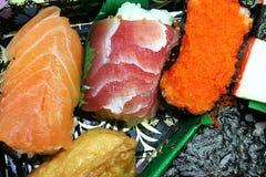 日语的食物 免版税库存图片