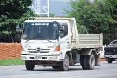 日野Chiangmai North Star Company翻斗车  库存照片
