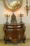 旧时的家具 免版税库存图片