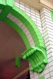 旧时的曲拱 免版税库存照片