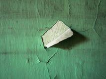 破旧的墙壁油漆 免版税库存照片