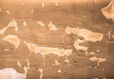 破旧的墙壁油漆 库存图片