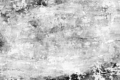 破旧的油漆和膏药镇压 向量例证
