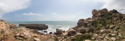 更旧的礁石在越南 免版税库存照片