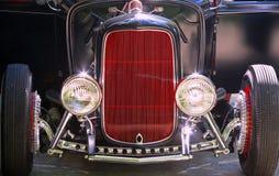旧车改装的高速马力汽车 库存照片