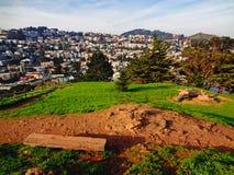 旧金山公园 免版税图库摄影