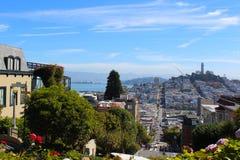 旧金山团结了状态 免版税库存照片