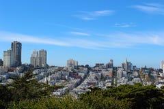 旧金山团结了状态 库存照片