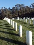 旧金山国家公墓 库存图片