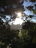 旧金山地平线大厦城市 库存图片
