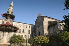 旧金山女修道院  免版税库存照片